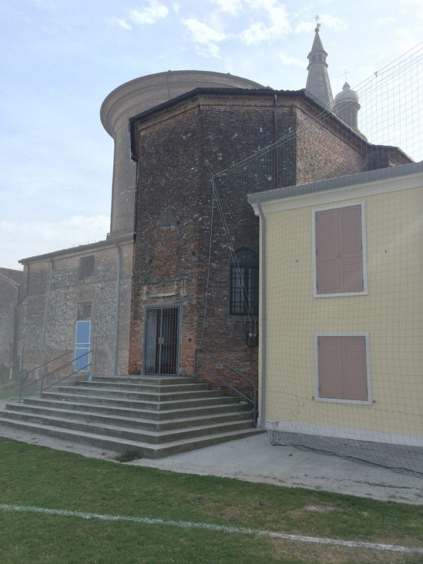 Manutenzione straordinaria della copertura e ripristino del controsoffitto originale dell'Oratorio della Parrocchia di Roverchiara