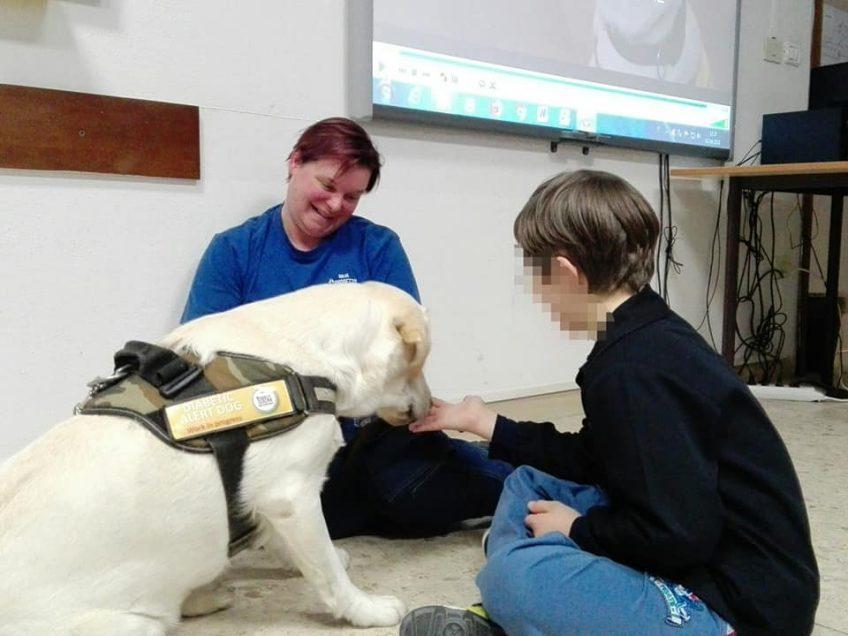 Cani allerta diabete – Un Cuore con la coda Progetto Serena Onlus