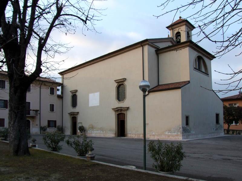 Manutenzione straordinaria soffitto e intonaci esterni della Chiesa di S.Maria in Progno