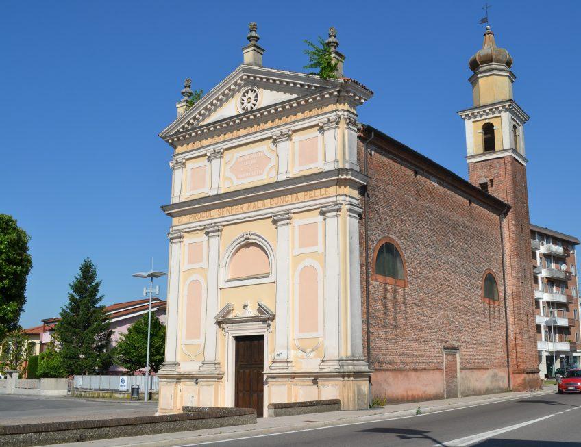 Restauro della Chiesa della Beata Vergine dello Spasimo di Cerea
