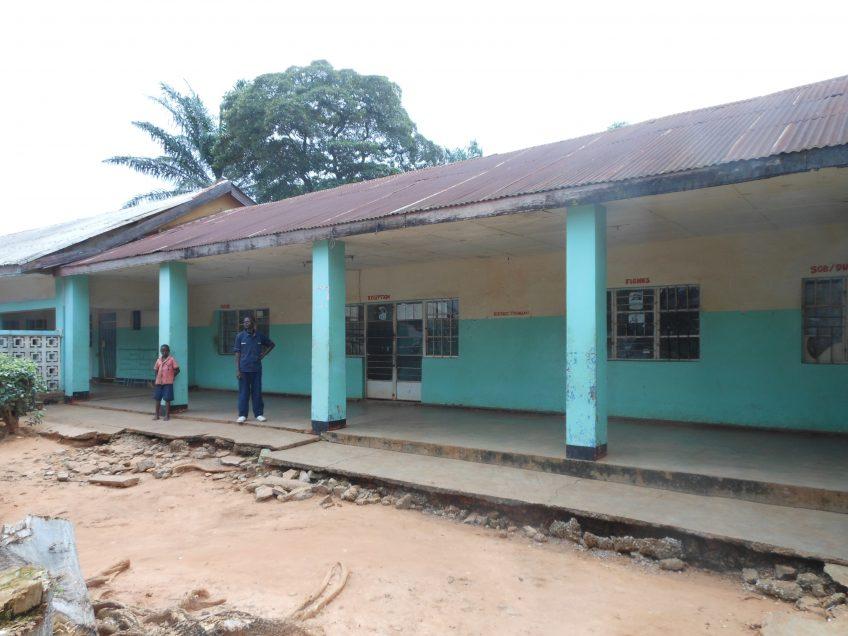 RISTRUTTURAZIONE DEL REPARTO DI CHIRURGIA GENERALE – OSPEDALE S.JEAN BAPTISTE – CONGO AS.CO.M. Onlus – Associazione Cooperazione Missionaria